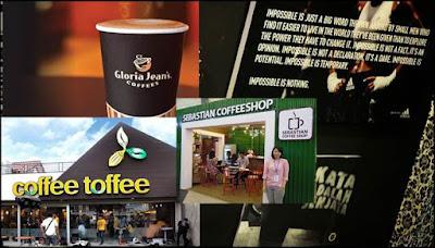 Kumpulan Franchise cafe yang ada di Indonesia