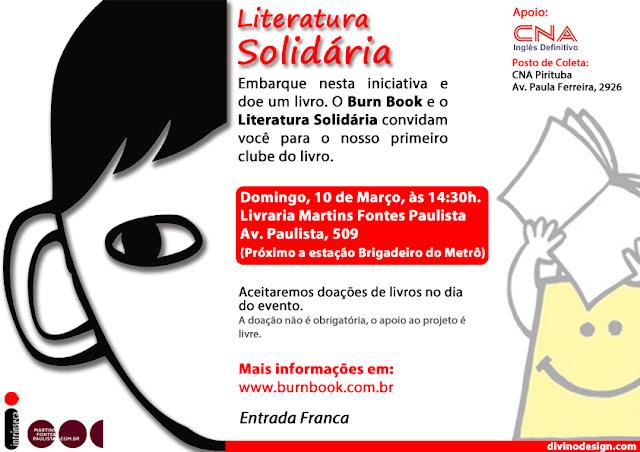 Evento: Clube do Literatura Solidaria  17