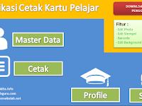 Download File Sekolah : Aplikasi Cetak Kartu Pelajar Jenjang SD,SMP,SMA Terbaru 2016