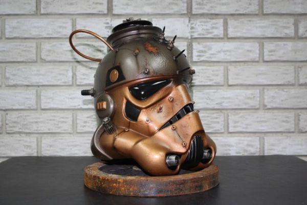 cascos de los stormtroopers