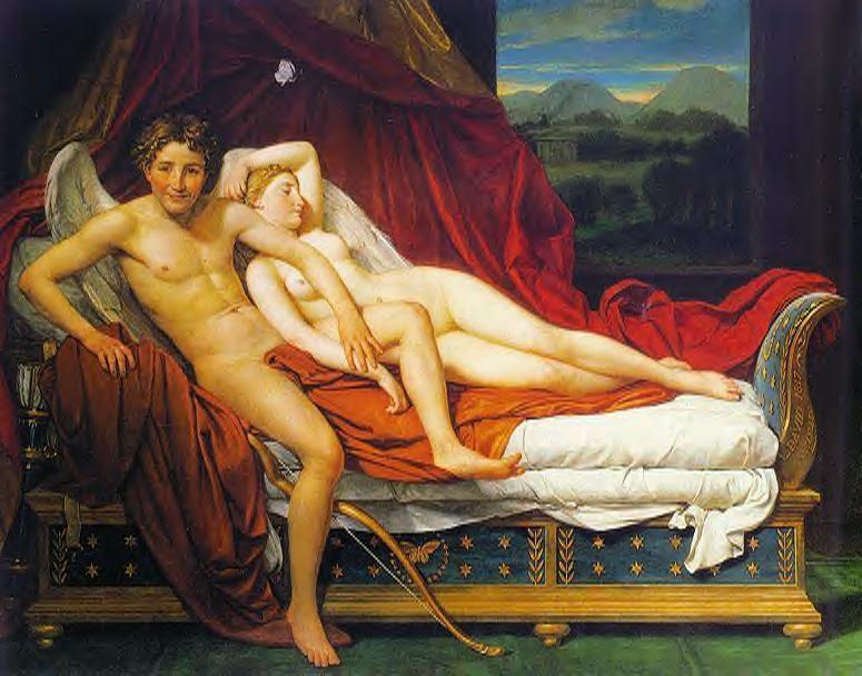 Έρως και Ψυχή - Μια μυθική ιστορία αγάπης