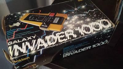 Recordando a la Galaxy Invader 1000