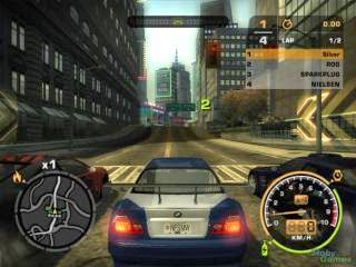 Need for speed 2005 most wanted download.