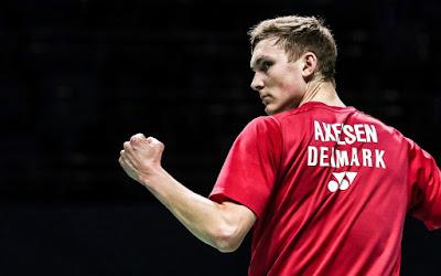 Pemain Bulu Tangkis Denmark 2020