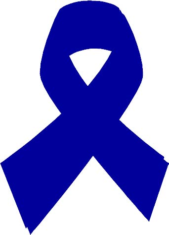 Quite Pinteresting Colon Cancer Support Ribbons