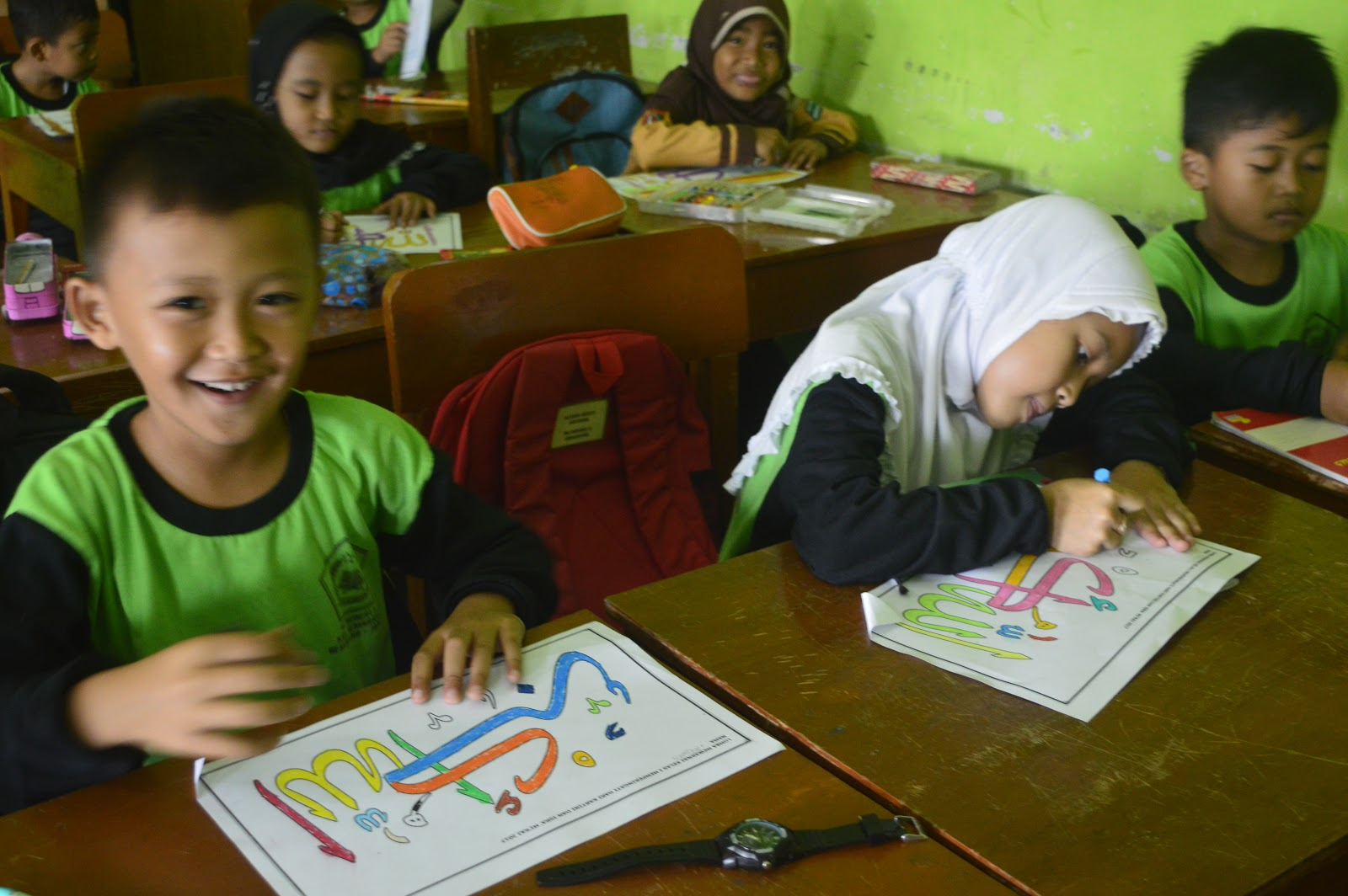 Peringatan Hari Kartini Dan Isra Miraj Tahun 2017 Mi Negeri 5