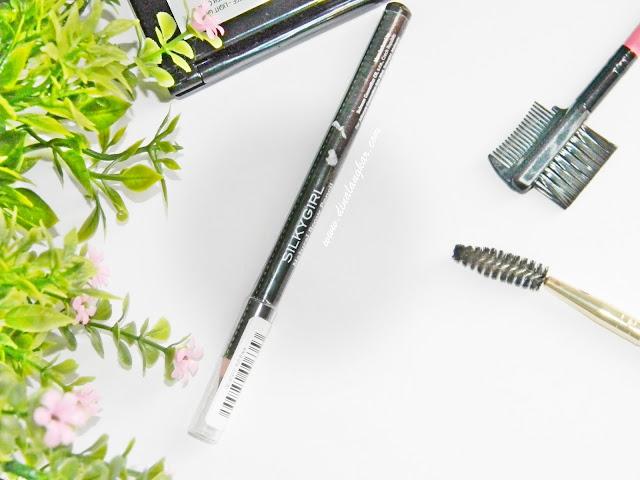 Natural Eyebrow Pencil Silkygirl #01softblack (Review)