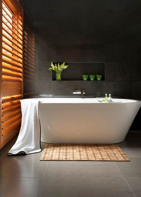 Keys For Decorating a Zen Style Bathroom 4