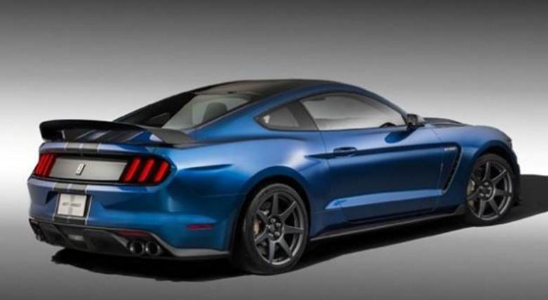 2020 Mustang GT500 Price