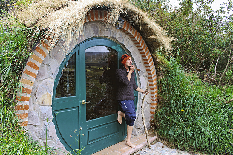 mi Casa-Hobbit