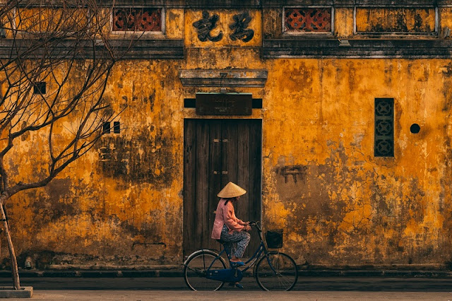 Peaceful beauty in the ancient town of Hoi An 2