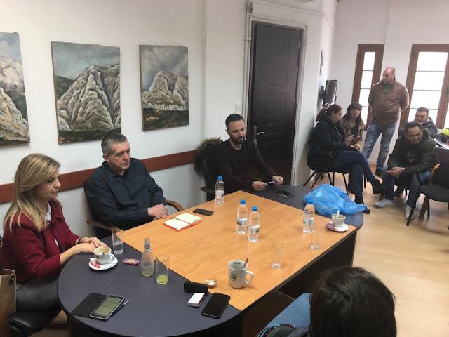 Γιάννενα: Ζητήματα Για Τη Λειτουργία Των Σχολείων Στην Πράμαντα ... Από Τους Κατοίκους Στην Υφ.Παιδείας