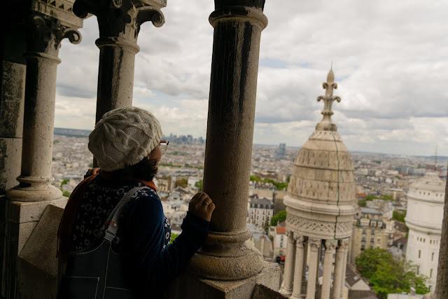 Sacre-coeur Sagrado Coração Igreja Paris Montmartre