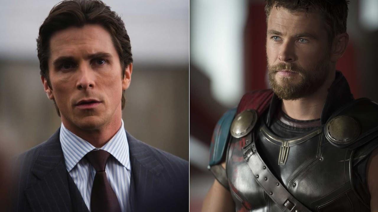 """Quem Christian Bale interpretará em """"Thor: Amor e Trovão""""?"""