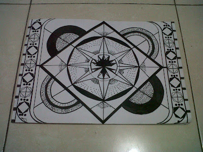 Seni Rupa 48 Geometri