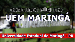 Apostila Concurso UEM PR 2017 - Auxiliar Operacional (Limpeza)