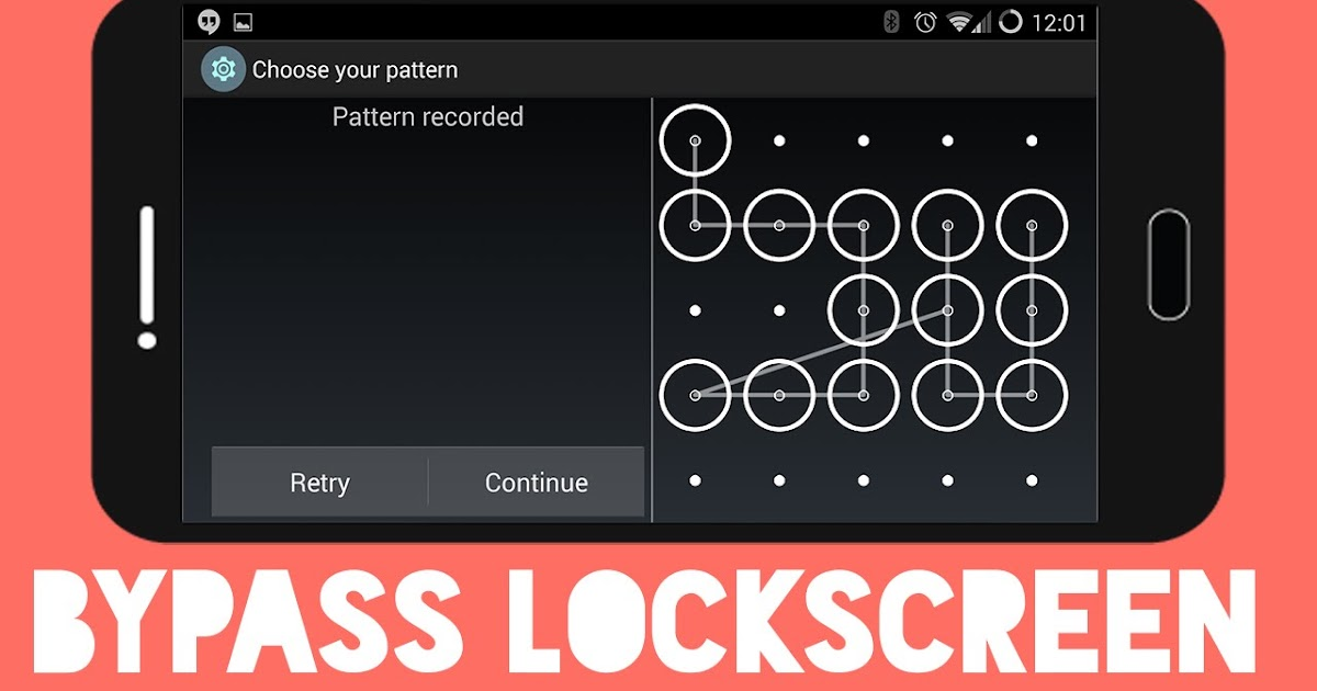 Android Pattern Unlock Code Free