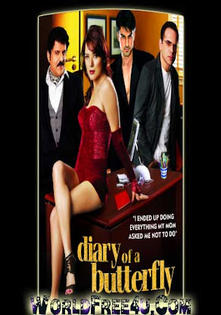 Poster Of Hindi Movie Diary of a Butterfly 2012 Full HD Movie Free Download 720P Watch Online