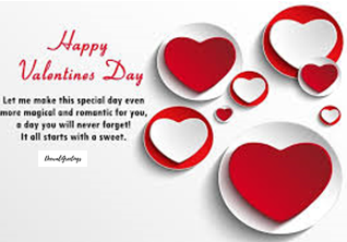 Free Valentine Day wishes