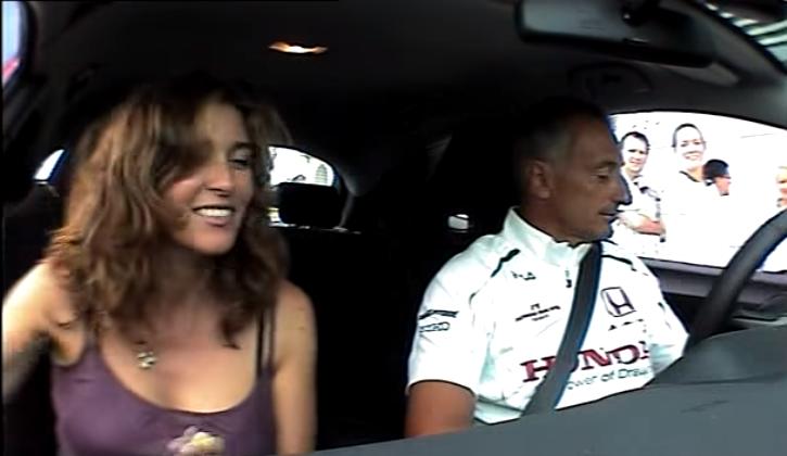 Οδηγός της Φόρμουλα 1...τρέλανε την γυναίκα του...δείτε πώς! (Video)