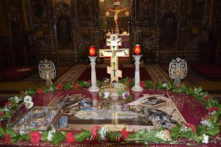 Denia Prohodului Domnului, Catedrala Mitropolitana Cluj-Napoca