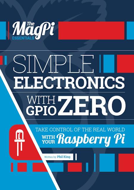 the magpi essentials eletronica gpio zero