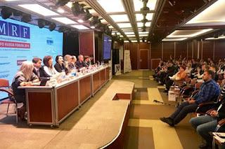 Участники микрофинансового рынка обсудили февральские инициативы регулятора. #MRF2018