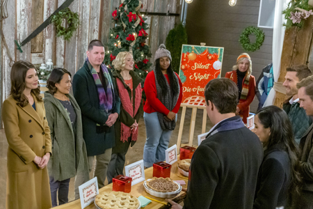 Christmas on my Mind - a Hallmark Movies & Mysteries Original Movie starring Ashley Greene ...