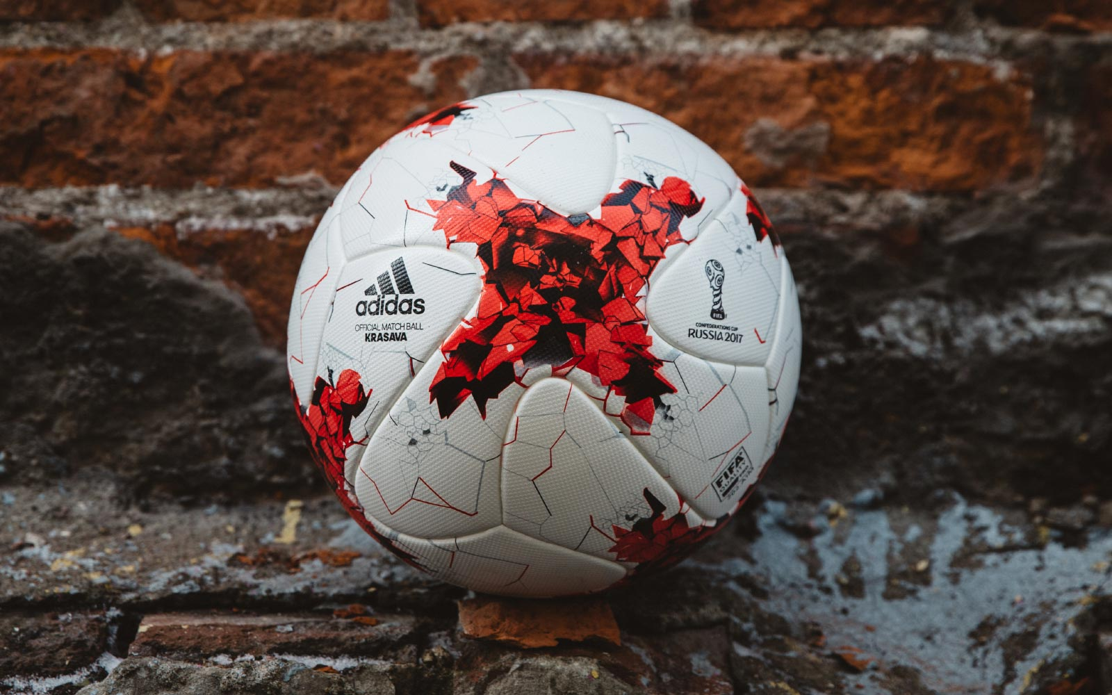 Adidas Krasava 2017 Confed Cup Ball Released - Footy Headlines