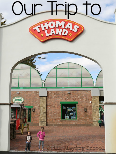 Take a trip to Thomas Land in Edaville MA for kids to meet Thomas the Tank Engine and all of his train friends!