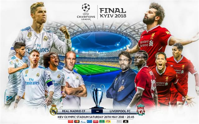 Inilah Perbandingan Pemain Terbaik di Setiap Posisi, Termasuk Ketajaman Lini Depan Real Madrid vs Liverpool
