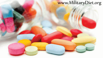 Using Multivitamins with military diet