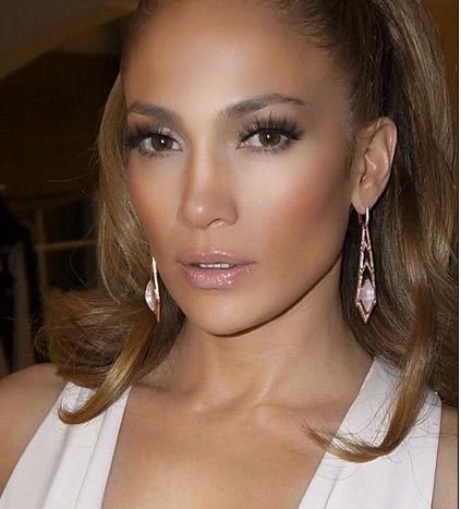 Jennifer Lopez recien selfie