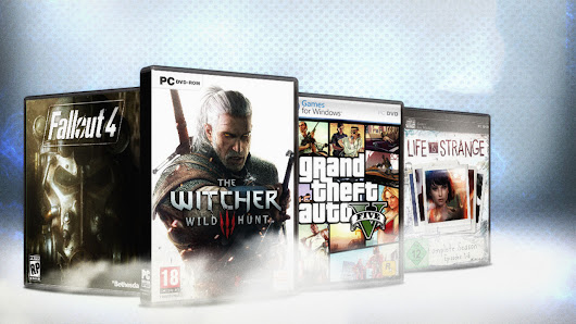 Get Additional Discount on PC games on Steam, Uplay and Microsoft store!