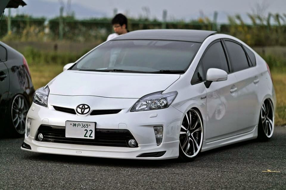 Modified Cars Modified Toyota Prius Car
