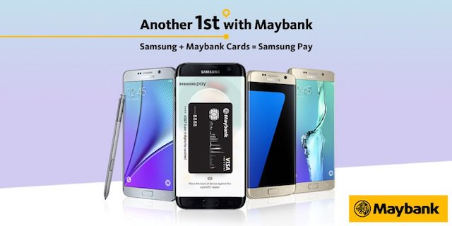 Maybank Card Users! Join in the beta test today!