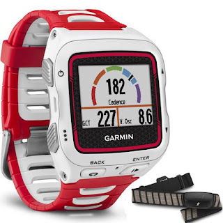 Garmin Forerunner 920XT White Red With HRM