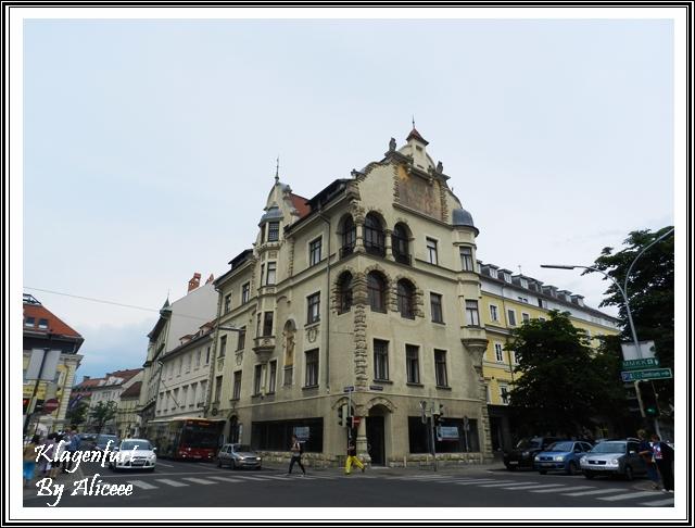 Klagenfurt-austria-cladire