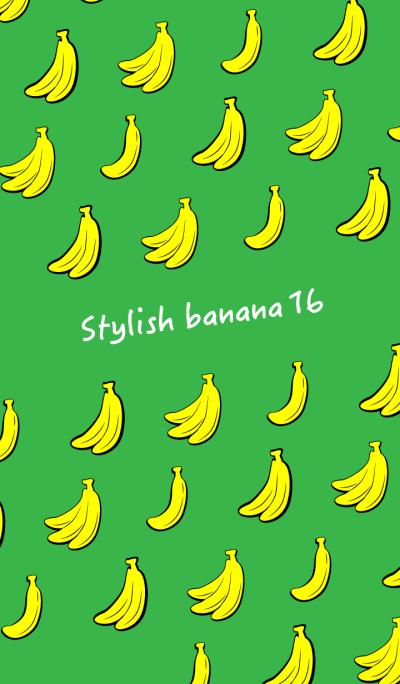 Stylish banana 16!