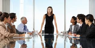 cargos de liderança
