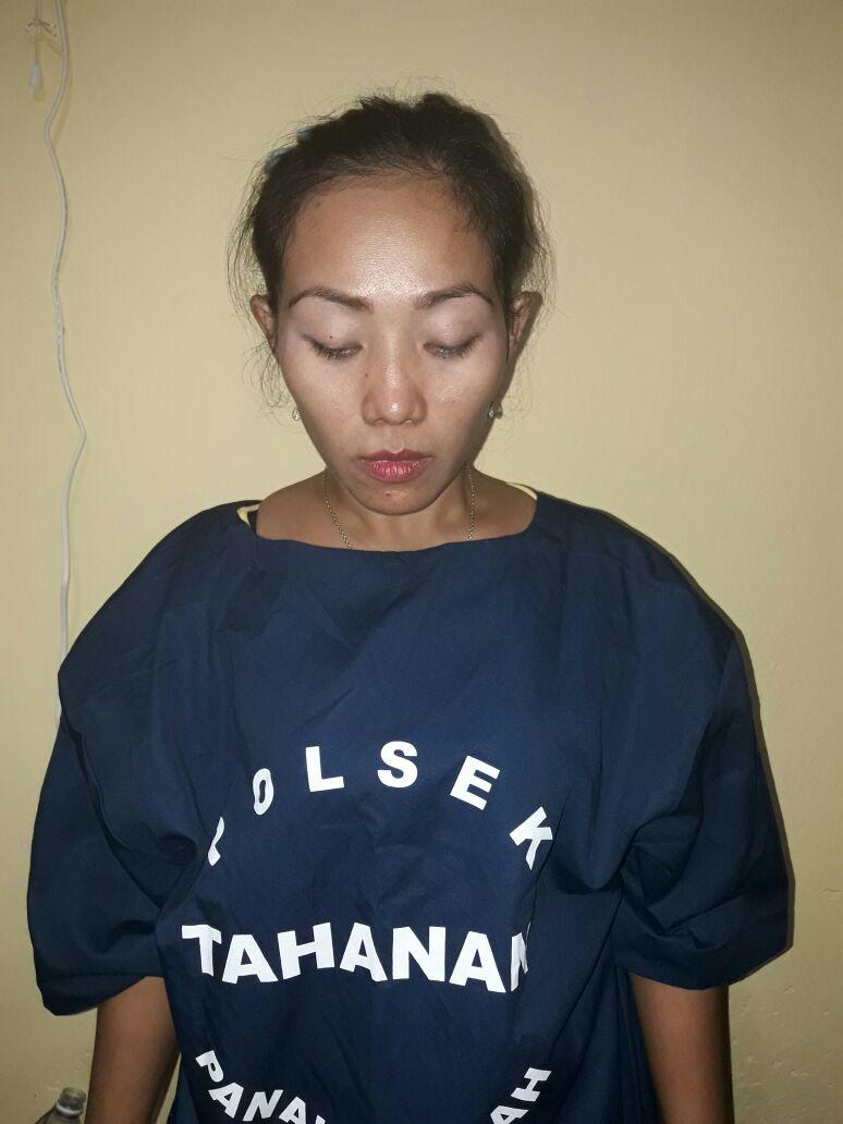 Yani tersangka narkoba yang ditangkap polisi
