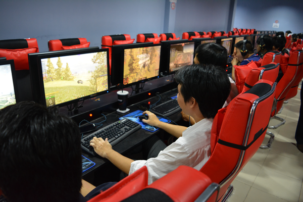 Lắp đặt phòng net trọn gói tại Đà Nẵng