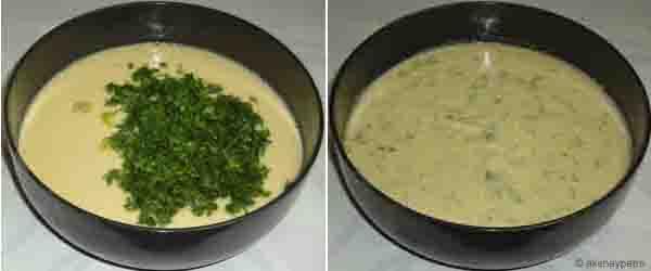 Moong dal and chana dal dosa - step 4