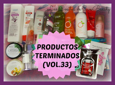 Productos Terminados (Vol.33)