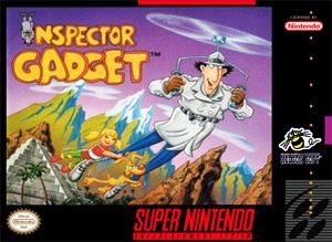 Inspector Gadget (BR) [ SNES ]