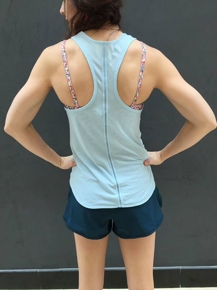 lululemon seek-the-heat essence-tank