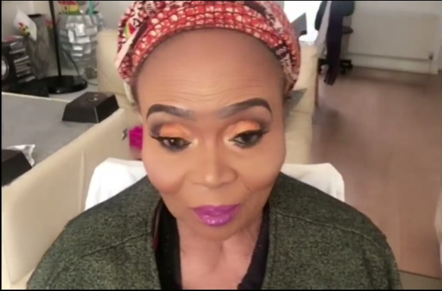 Makeup Transforms 89-Year-Old Grandmother Into A Beauty. See Before & After Photos4