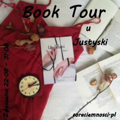 """Book Tour - """"Uwikłani"""" - Adriana Rak"""