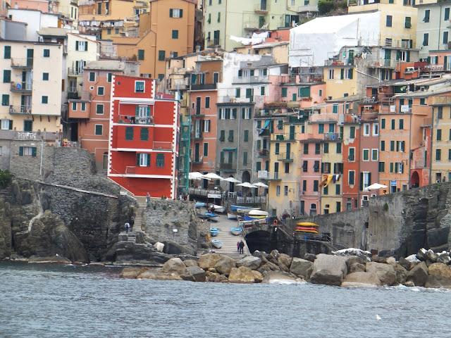 Liguria, Riomaggiore, CinqueTerre, Italia, Voyages, Blogger, elisaorigami