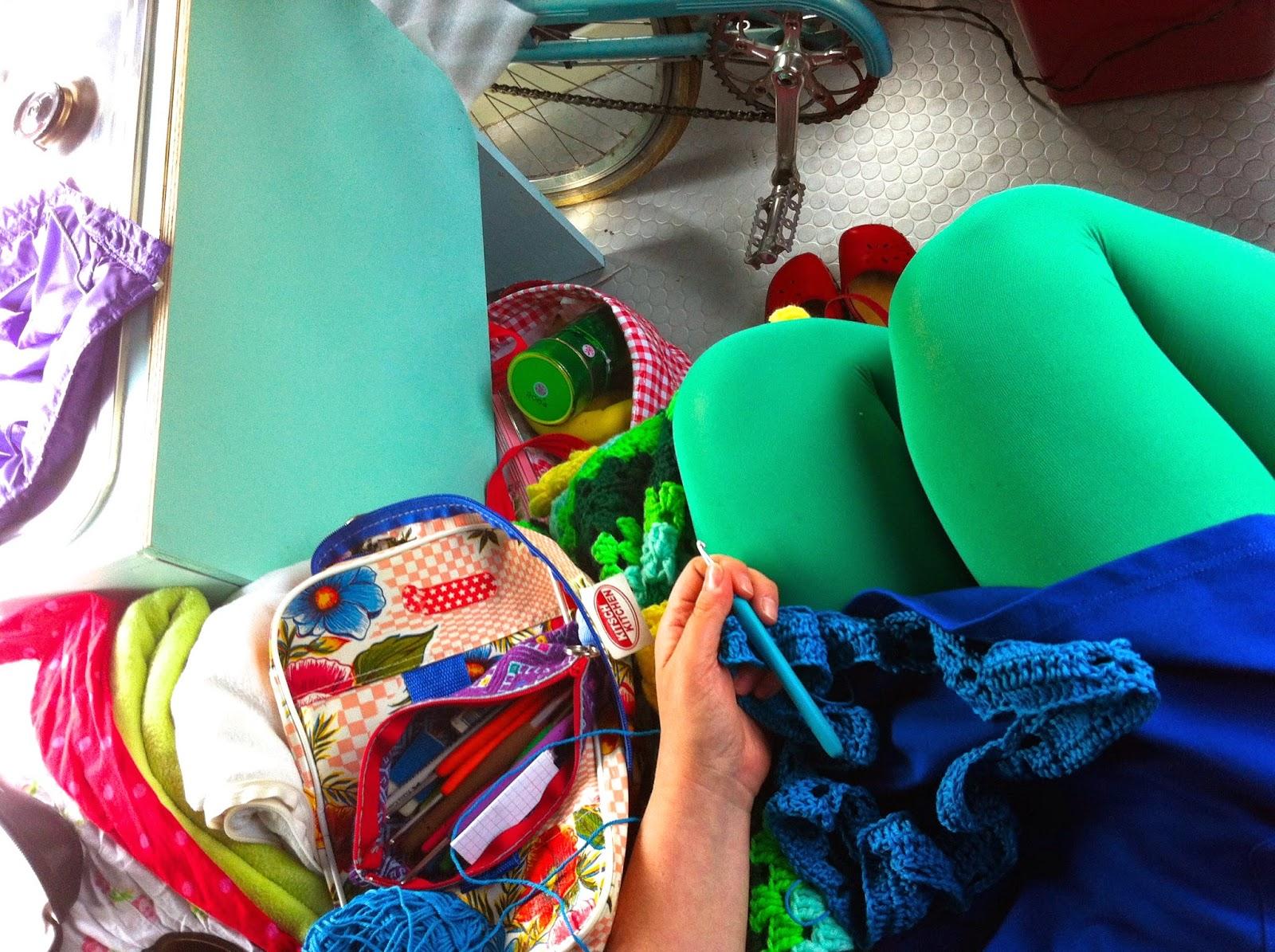 Haken En Kleur Buiten Hangmat Bij Saar En Mien Bloglovin